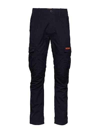 Parachute Cargo Pant Trousers Cargo Pants Blau SUPERDRY