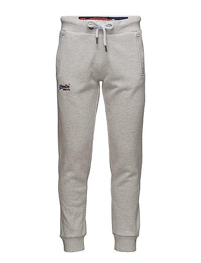 Orange Label Jogger Sweatpants Jogginghose Grau SUPERDRY