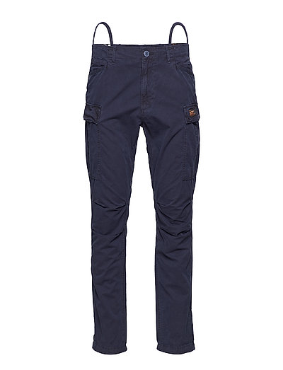 Core Cargo Pant Trousers Cargo Pants Blau SUPERDRY
