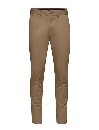 Edit Chino Chinos Hosen Braun SUPERDRY