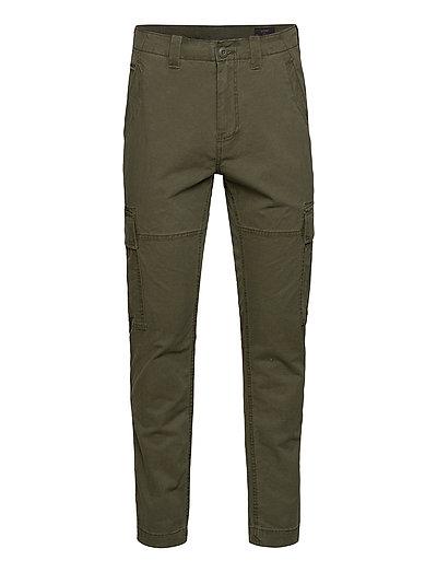Core Cargo Trousers Cargo Pants Grün SUPERDRY