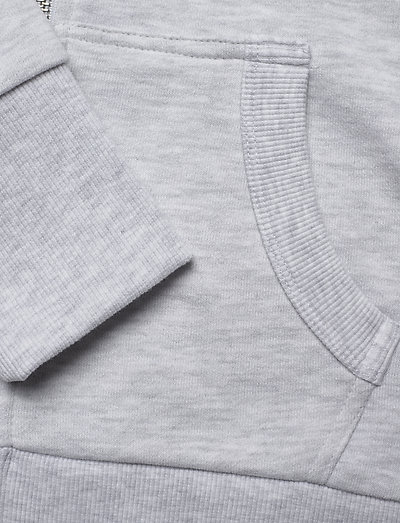 Superdry Track & Field Ziphood Ub- Sweatshirts Ice Marl