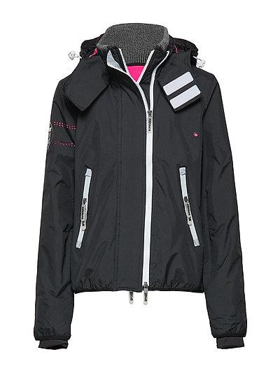 Sport Wintersprinter Outerwear Sport Jackets Schwarz SUPERDRY