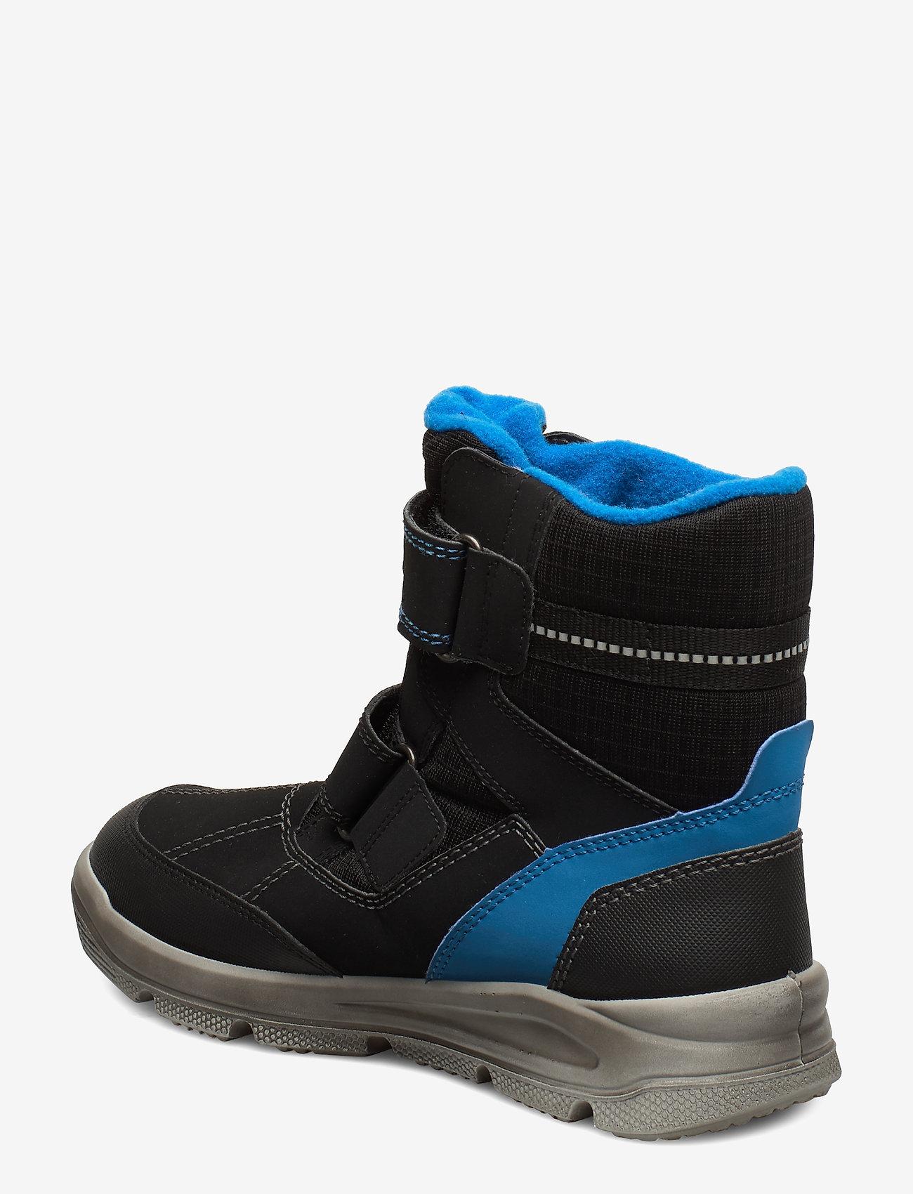 Superfit Mars - Stövlar & Kängor Black/blue