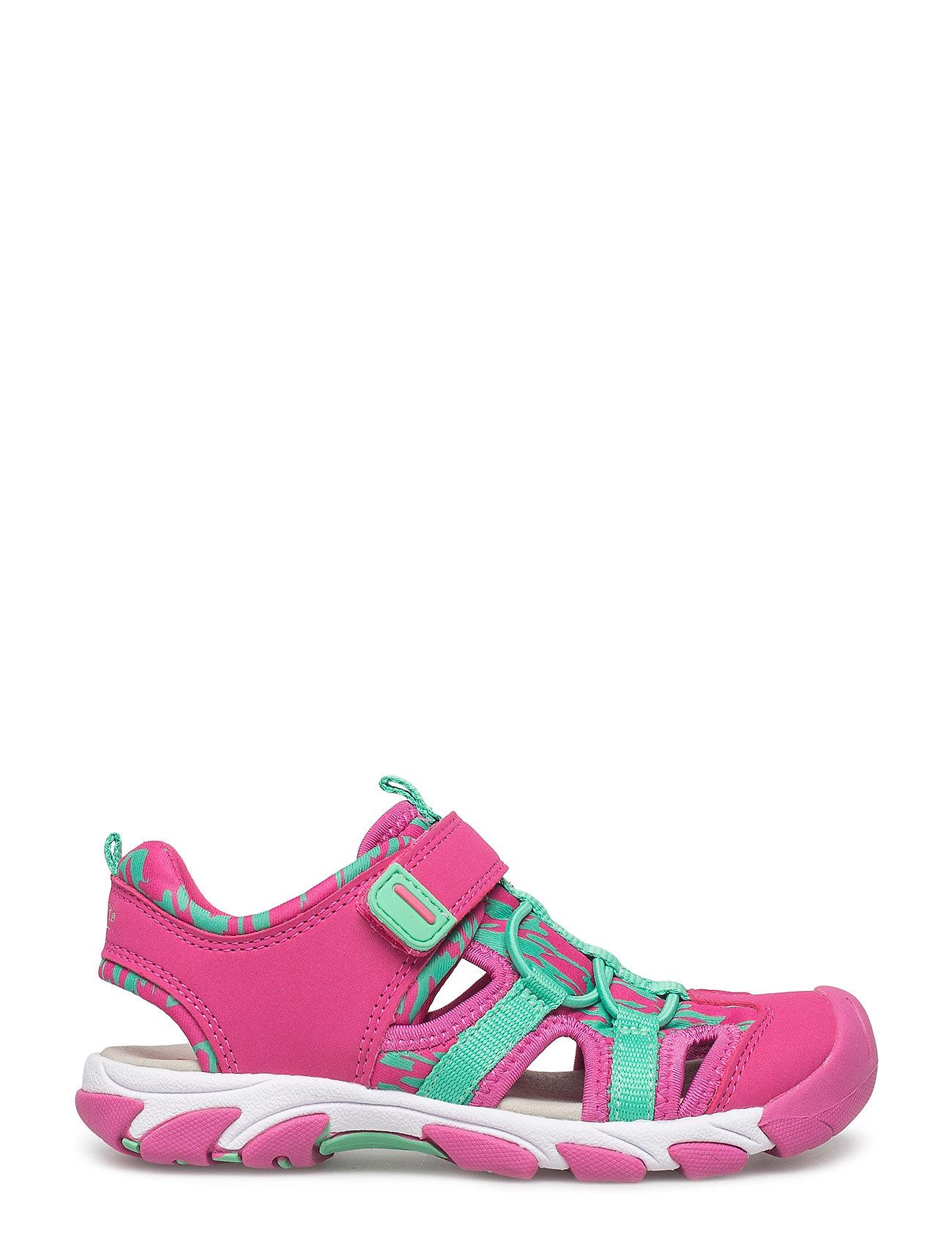 61af3f3c378 Superfit sandaler – Octopuss til børn i PINK COMBI - Pashion.dk