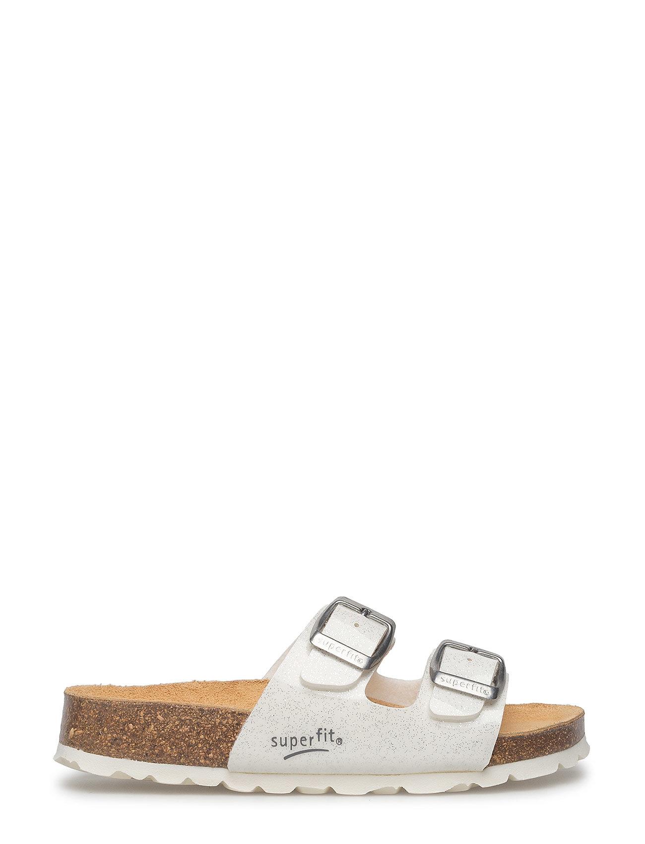 Fussbettpantoffel Sandaler Beige SUPERFIT