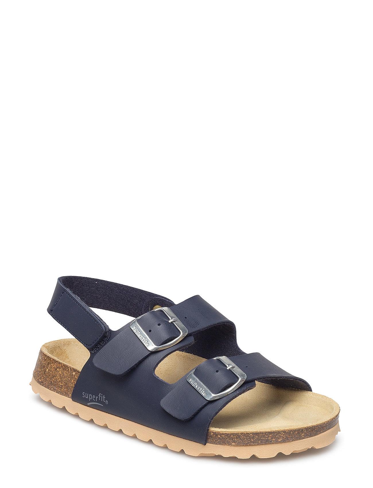 7601bc5517c7 OCEAN Superfit Fussbettpantoffel sandaler for børn - Pashion.dk