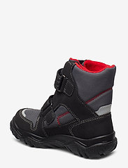 Superfit - HUSKY1 - winter boots - black/red - 2