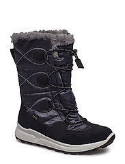 MERIDA Stiefel - BLACK/GREY