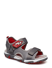 MIKE 2 - GREY/RED