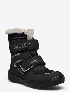 CRYSTAL - bottes d'hiver - black