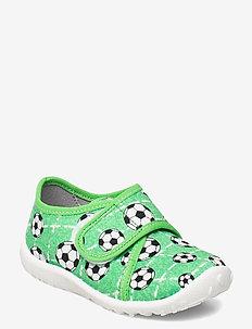 SPOTTY - sko - green