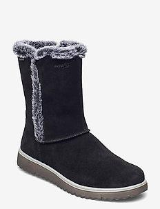 LORA - vinter boots - schwarz