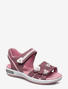 EMILY - sandals - lilac/rose
