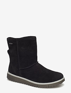 LORA - vinter boots - black