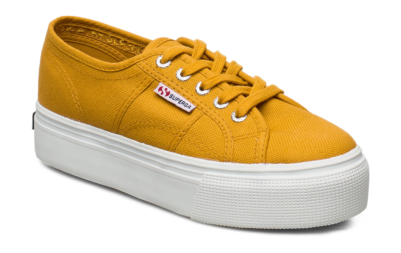 Superga Superga 2790-Acotw Linea - YELLOW GOLDEN W8U