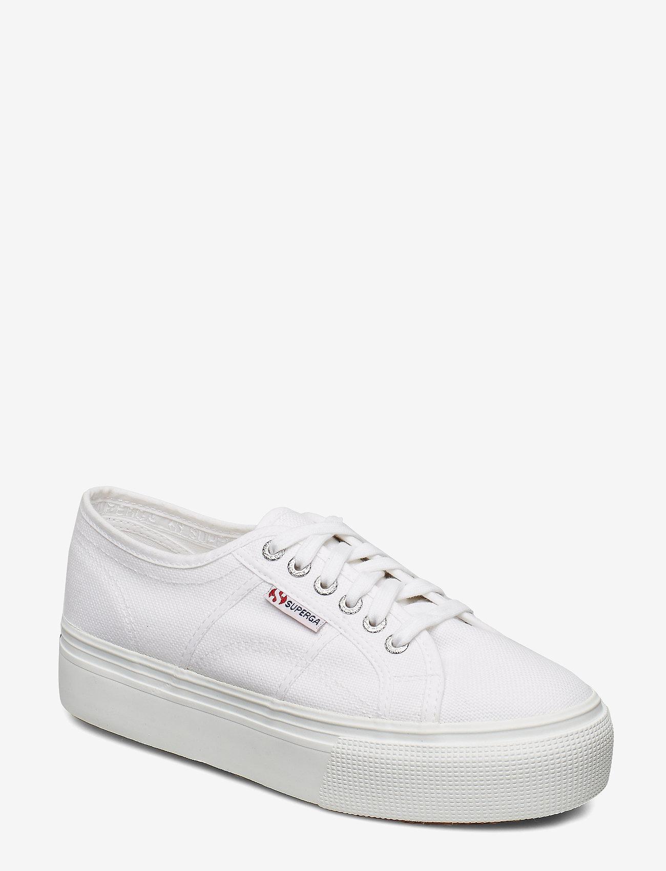 Superga - Superga 2790-Acotw Linea - låga sneakers - white - 0