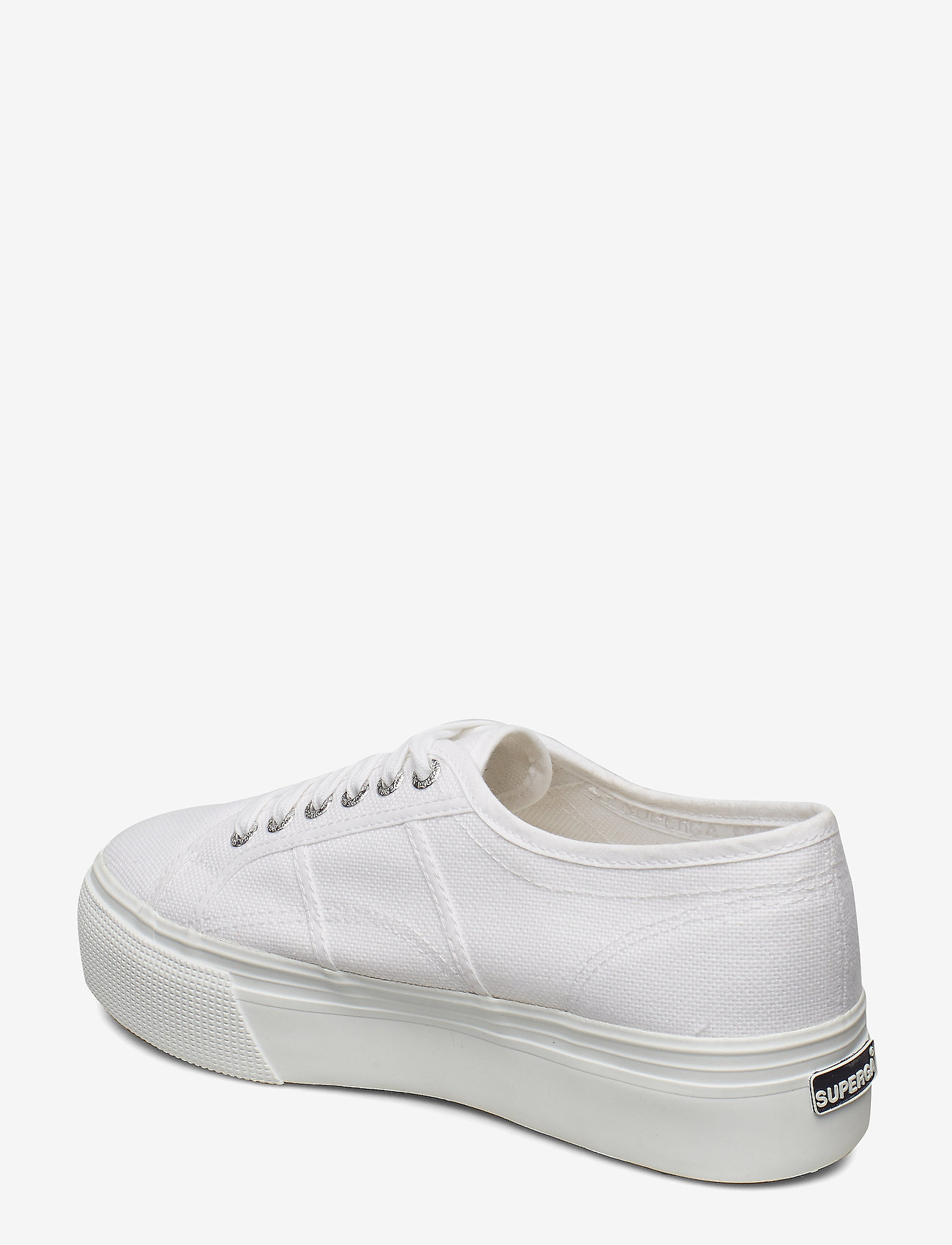 Superga - Superga 2790-Acotw Linea - låga sneakers - white - 1