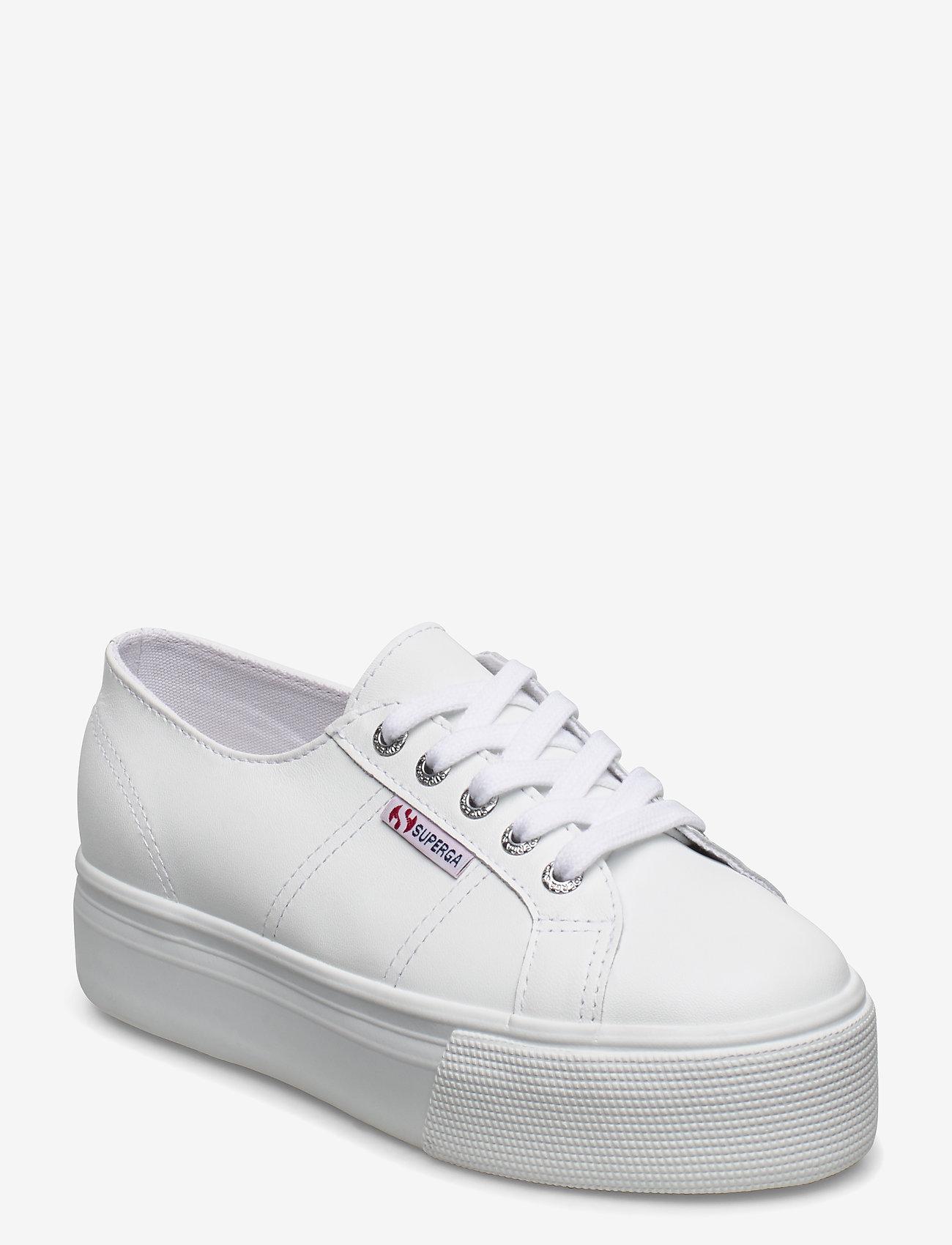 Superga - Superga 2790 NAPLNGCOTW - låga sneakers - white - 0