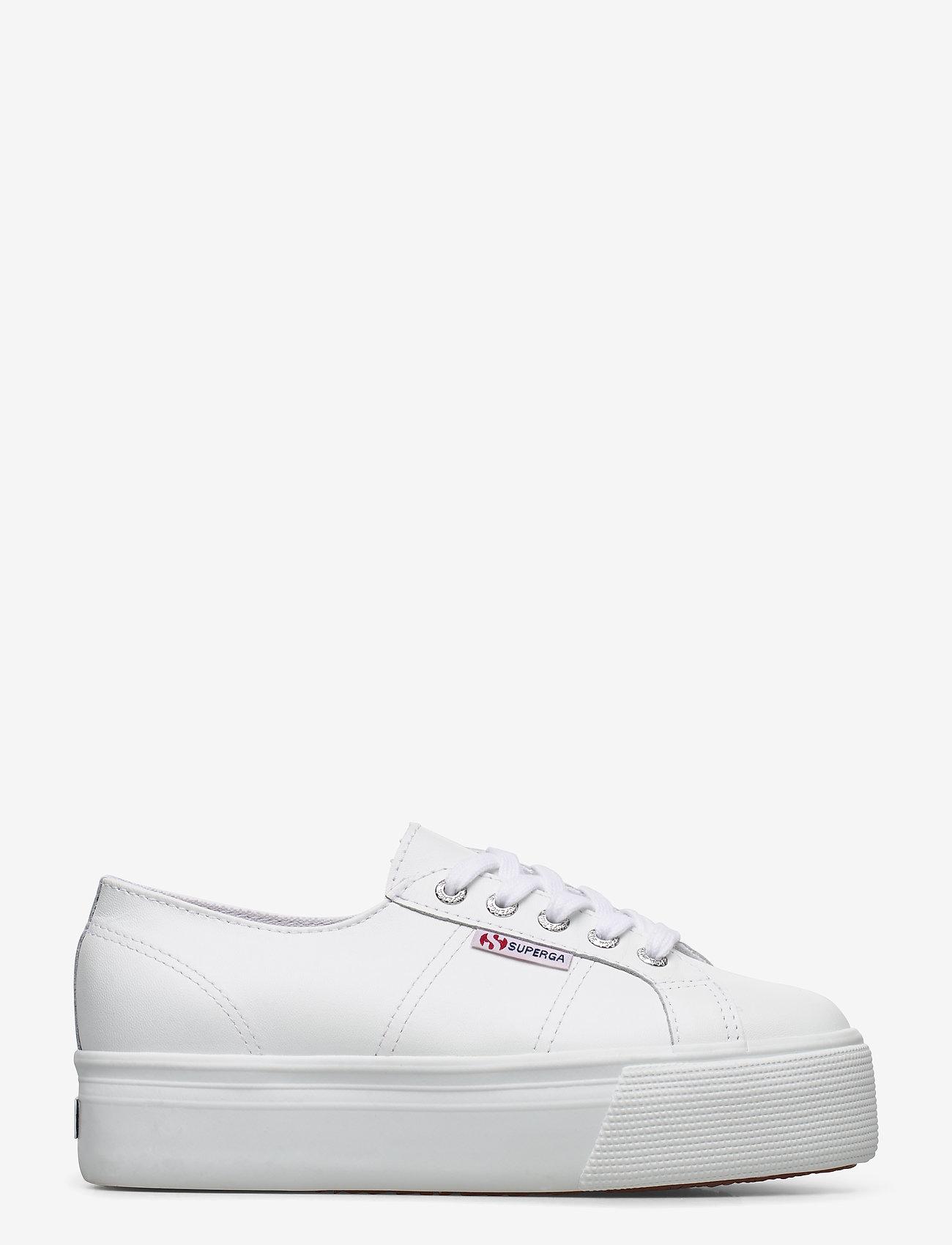 Superga - Superga 2790 NAPLNGCOTW - låga sneakers - white - 1