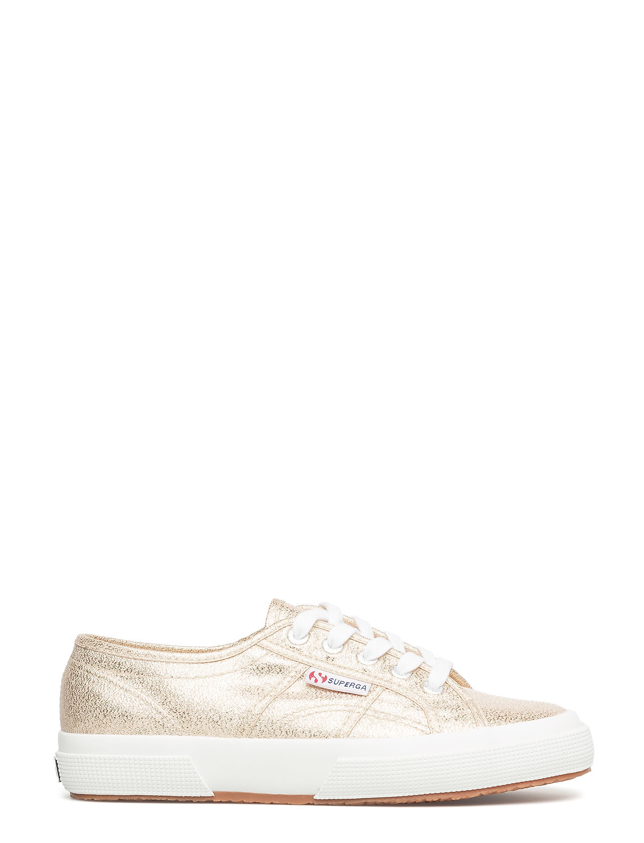 Superga 2750-Lamew Low-top Sneakers Creme Superga