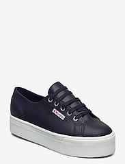 Superga - Superga 2790 NAPLNGCOTW - låga sneakers - navyblue - 0