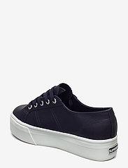 Superga - Superga 2790 NAPLNGCOTW - låga sneakers - navyblue - 2