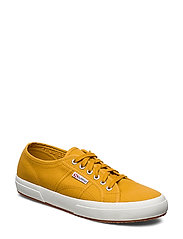 Superga 2750 Cotu Classic - YELLOW GOLDEN W8U