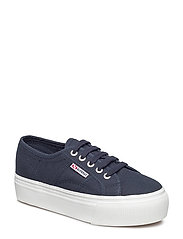 Superga 2790-Acotw Linea - NAVY-WHITE