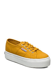 Superga 2790-Acotw Linea - YELLOW GOLDEN W8U