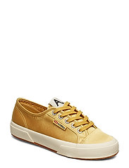 Superga 2492 SATINW - YELLOW MUSTARD