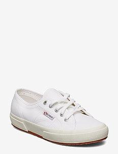Superga 2750 Cotu Classic - matalavartiset tennarit - white