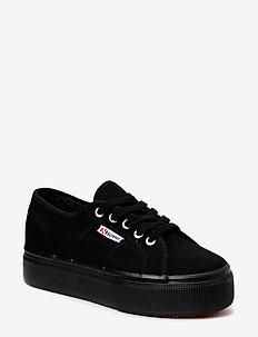 Superga 2790-Acotw Linea - sneakers med lav ankel - full black