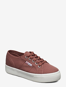 Superga 2730 COTU - sneakers med lav ankel - rose burlwood wgw