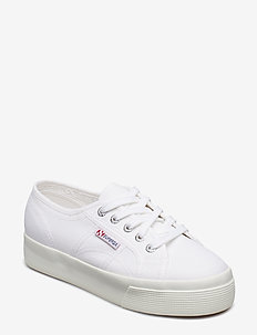 Superga 2730 COTU - låga sneakers - white