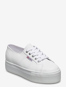 Superga 2790 NAPLNGCOTW - matalavartiset tennarit - white 900
