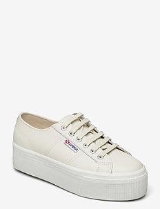 Superga 2790 NAPPA - låga sneakers - beige gesso