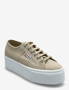 Superga 2790-Acotw Linea - låga sneakers - taupe