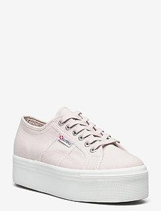 Superga 2790-Acotw Linea - låga sneakers - violet lt ash
