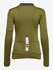 super.natural - W GRAVA LS JERSEY - sweatshirts - avocado/wren - 1