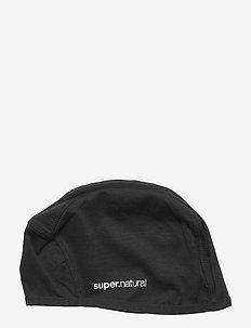 UNSTOPPABLE UNDER - czapka - jet black