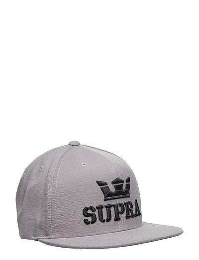ABOVE SNAP HAT - SILVER / BLACK
