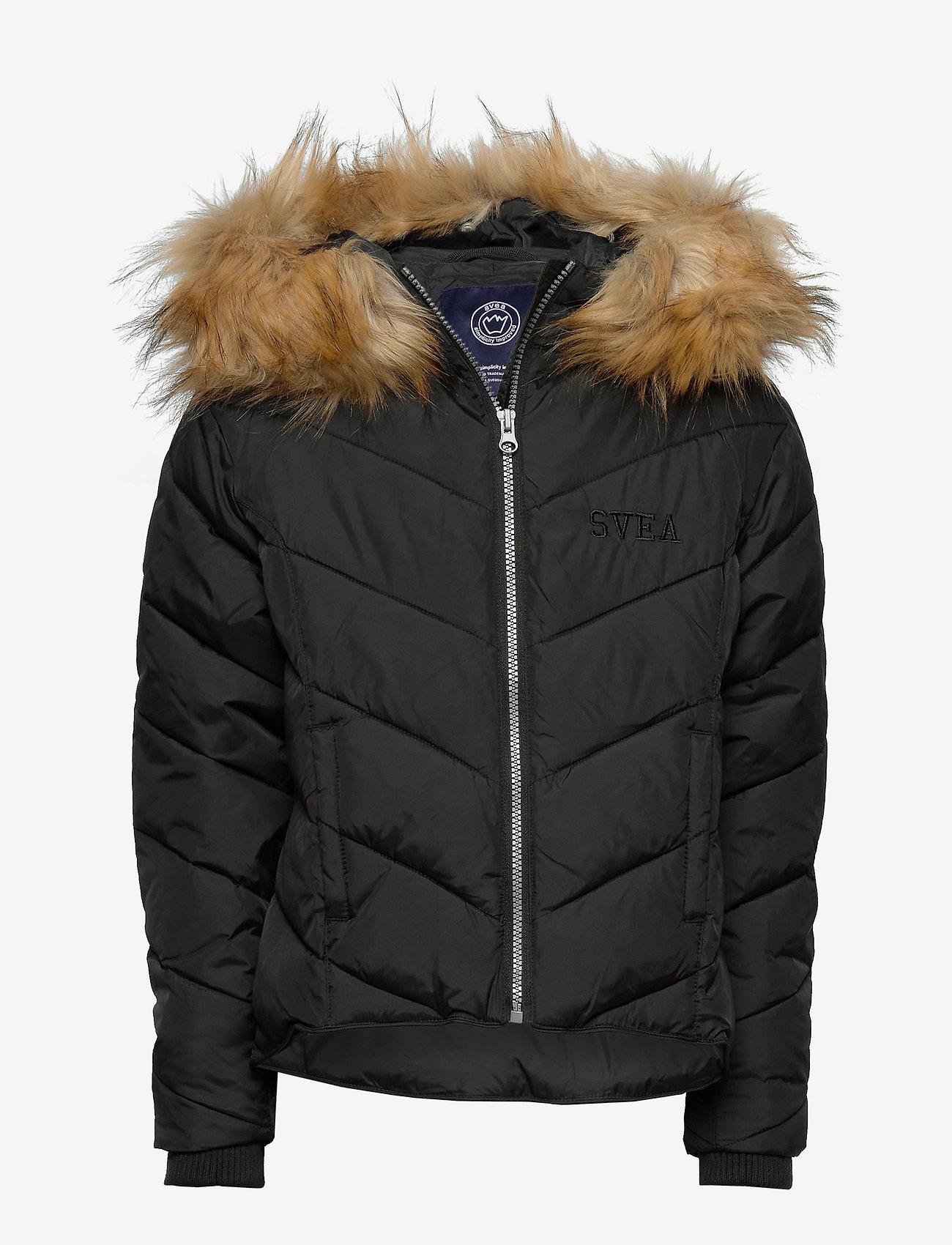 Svea - Whitehorse JR Jacket - puffer & padded - black - 0