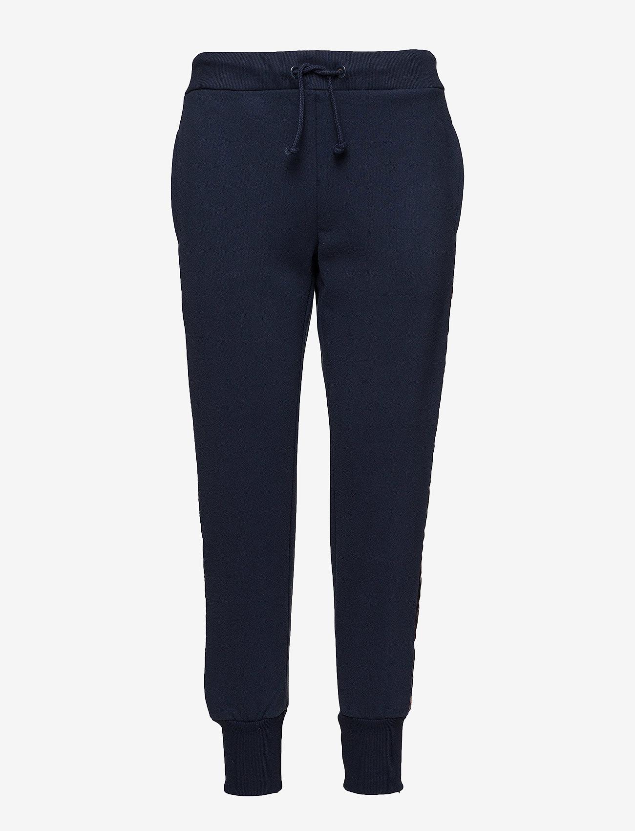 Svea - Violet Sweat Pants - pantalon de sport - blue - 0
