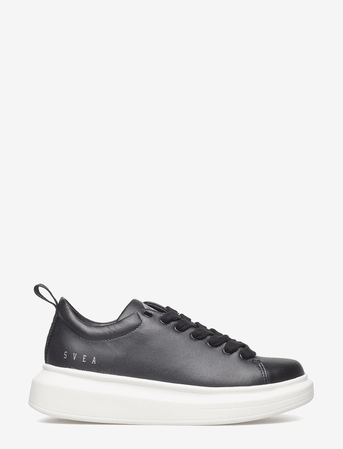 Svea - Charlie - lage sneakers - black - 1