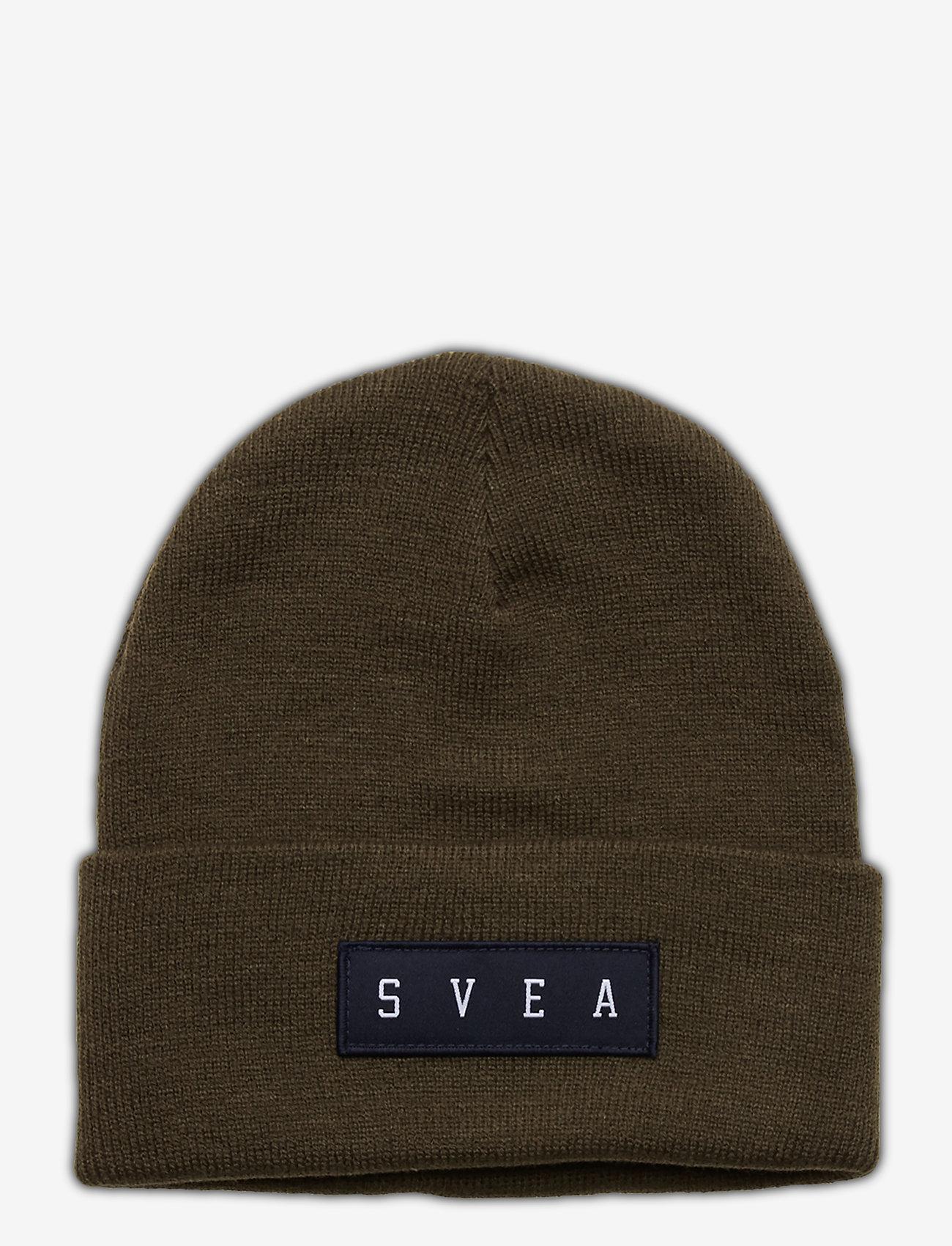Svea - Alex Hat - hüte - dark army - 0