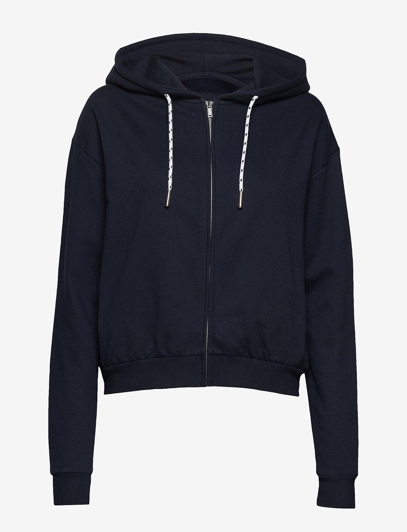 Svea - Malaga Zip Hood - bluzy z kapturem - navy - 0