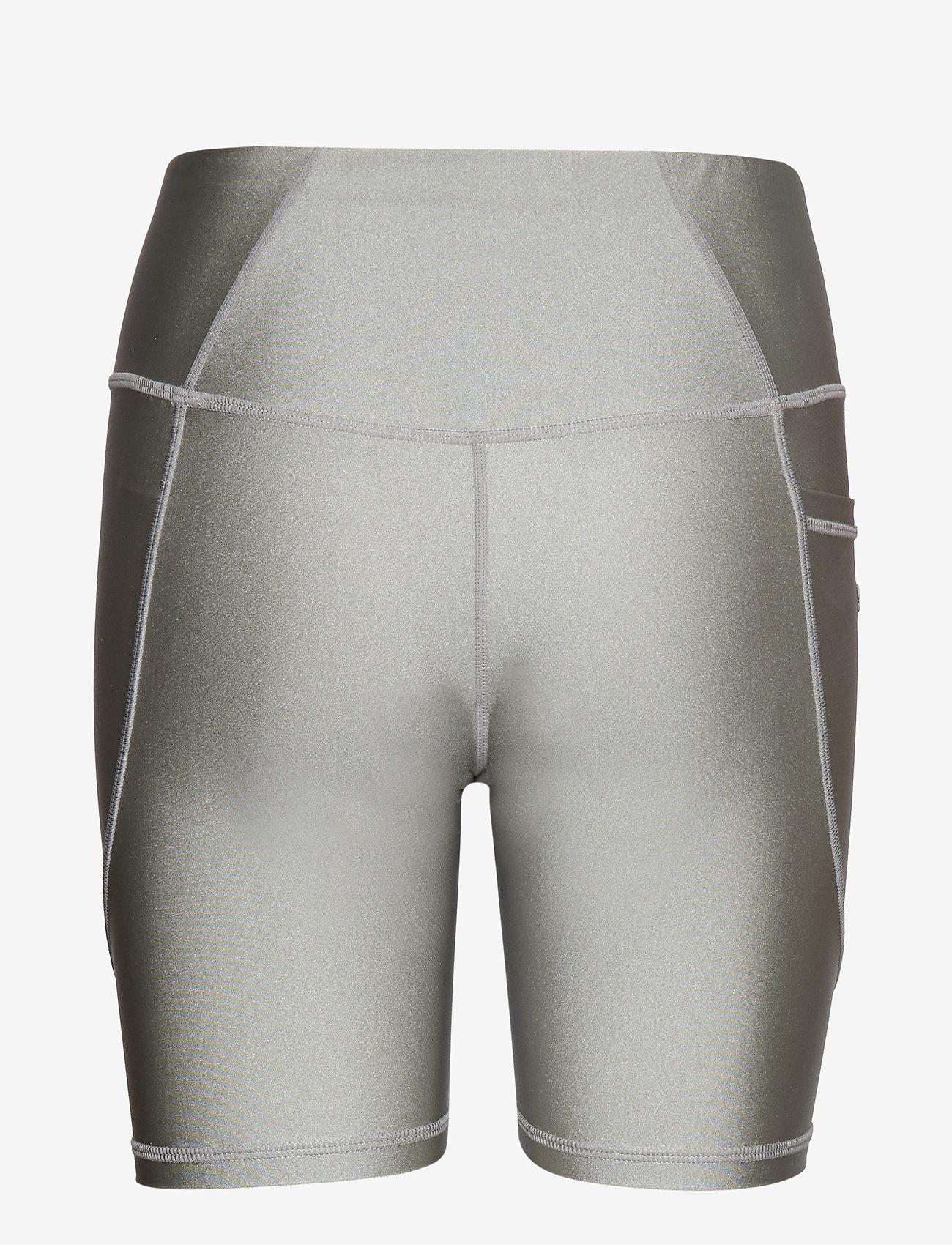 Svea - Svea Sport Shorts - spodenki treningowe - silver - 1