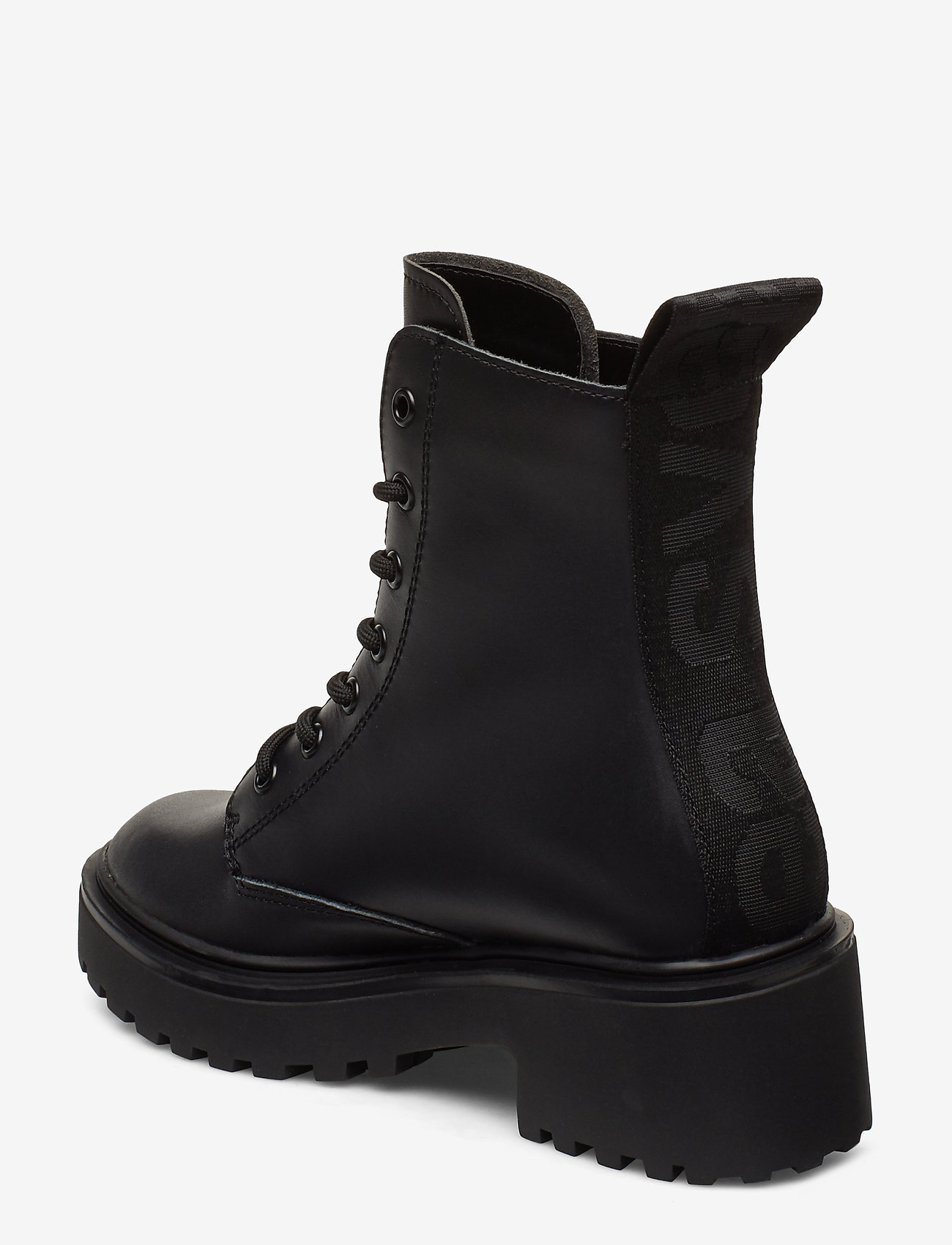 Leather Boot (Black) (176 €) - Svea qGWcl