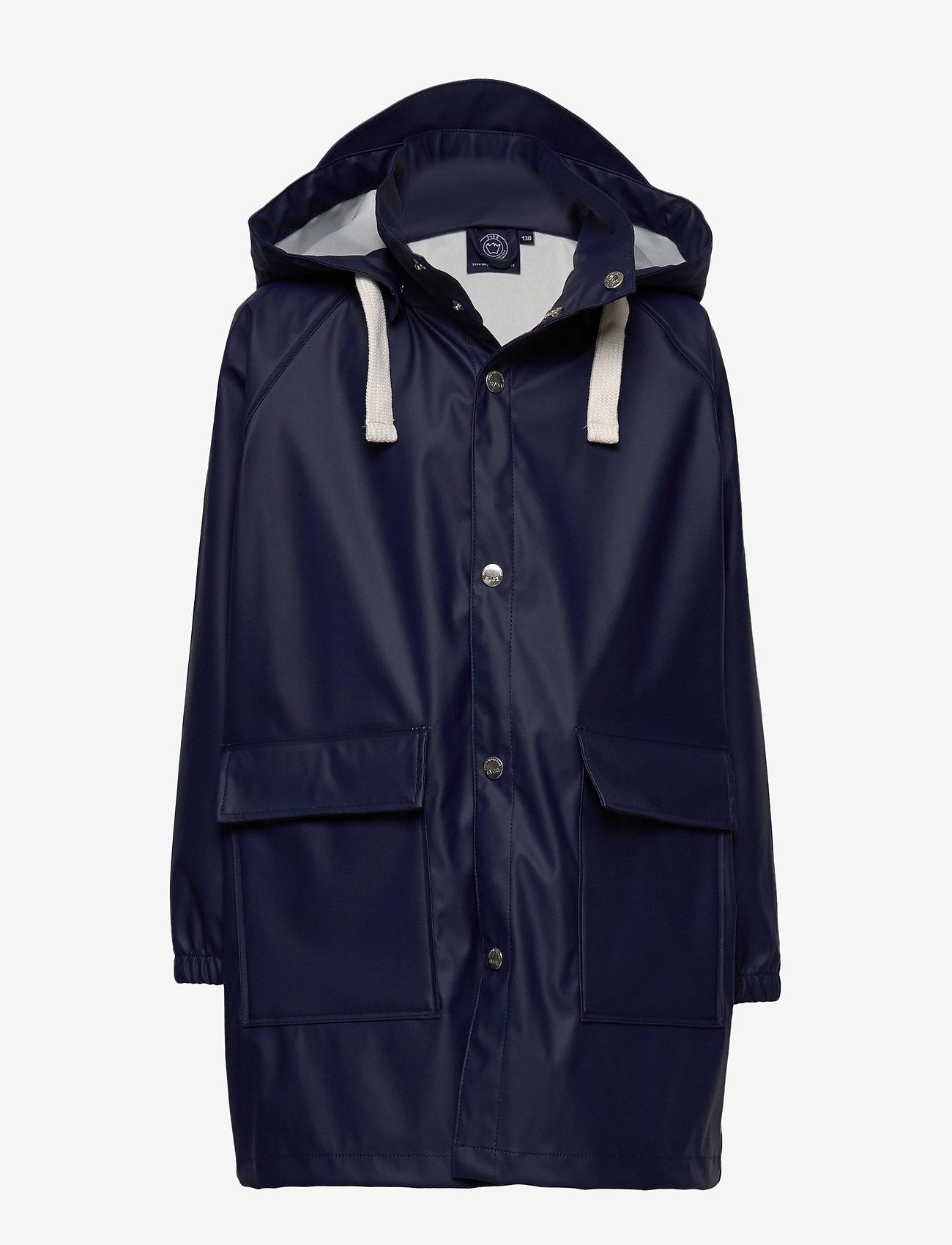Svea - K. Love Print Rain Jacket - jassen - navy - 0
